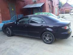 Mazda 6 2.0 2006 FS5A-EL (FNR5) — замена на контрактную (б/у) акпп
