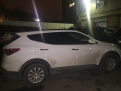 Hyundai Santa Fe 2.2 2013 A6LF3 — замена на контрактную (б/у) акпп